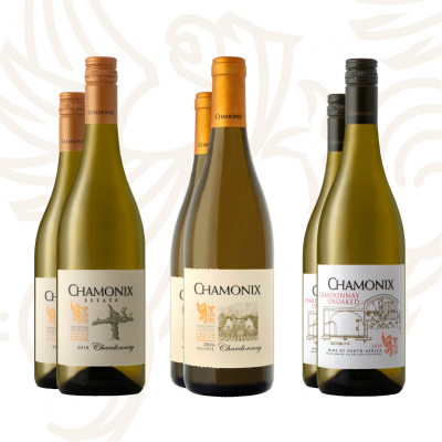 Chamonix Chardonnay Mixed Pack