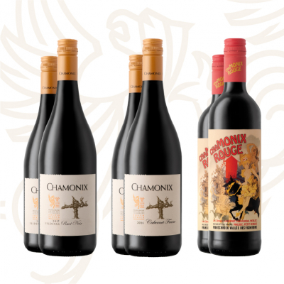 Chamonix Red Mixed Case 2